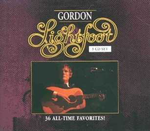 Gordon Lightfoot - 36 All Time Favorites! (disc 3)